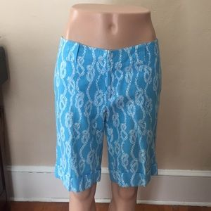 Lilly Pulitzer Palm Beach fit shorts. Size 4.